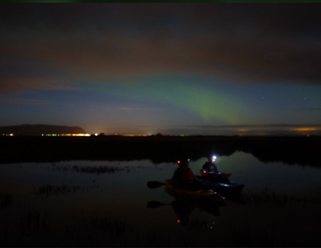 Northern Lights Kayaking Adventure