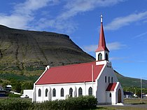 Thingeyrakirkja – The Church At Þingeyrar