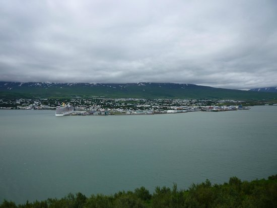 Akureyri Panoramic Viewpoint